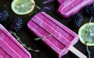 Refreshing (and Healthy) Summer Treats